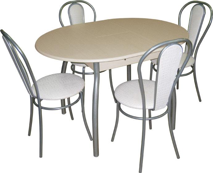 тоже сами сделали на кухне стеклянный круглый стол